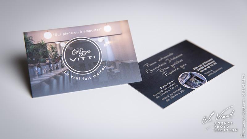 La Brasserie De LIlette Carte Visite Ventes Bons Vins Agence Photo Cration Ch VIAUD